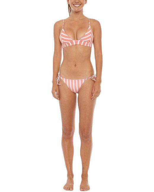 Tori Praver Swimwear   Pink Daniela Top   Lyst