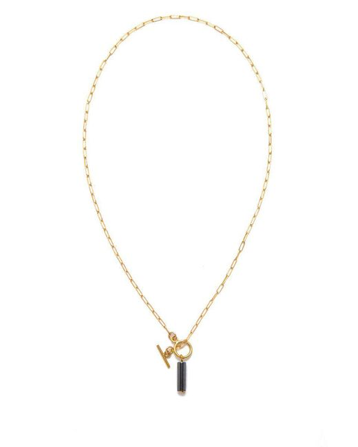 SIMONE JEANETTE | Metallic Dewan Necklace | Lyst
