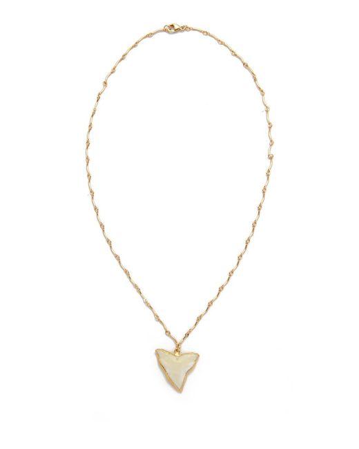 BLAINE BOWEN | Metallic Bondi Necklace | Lyst