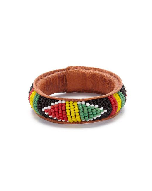 TEGAA | Multicolor Sukai Bangle | Lyst