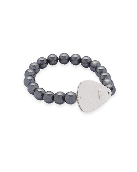 Electric Picks - Metallic Free Fallin Bracelet (men's) - Lyst