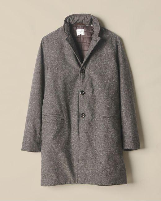 Billy Reid | Gray Eric Coat for Men | Lyst
