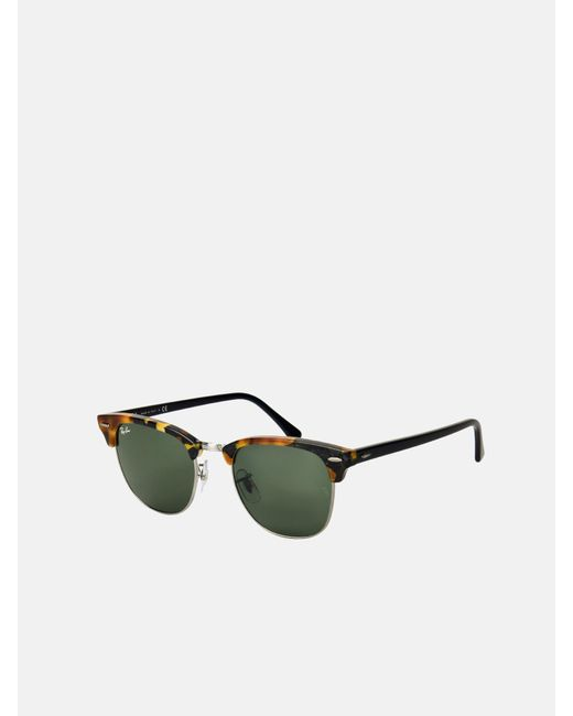 Ray-Ban Green Clubmaster_rb3016 1157 49 for men