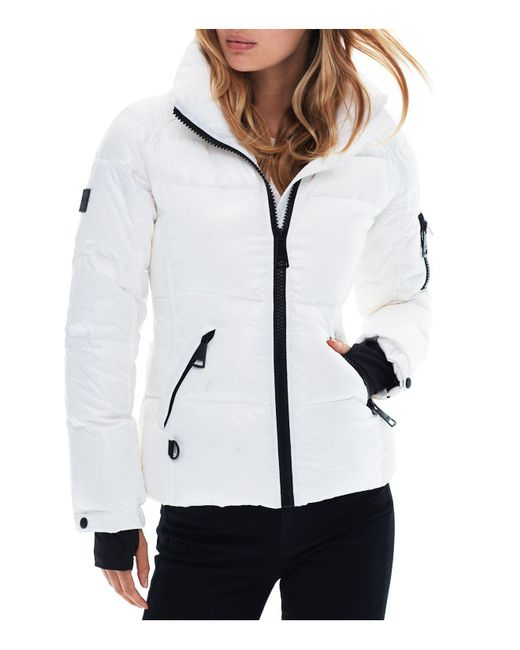 Sam. | White Freestyle Down Jacket | Lyst