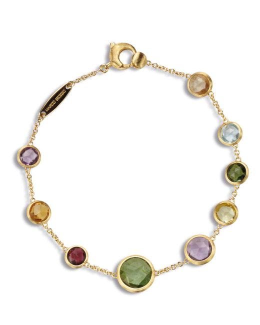 Marco Bicego - Metallic Mini Jaipur Multicolored Bracelet - Lyst