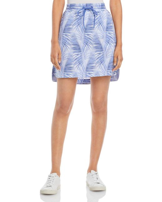 Tommy Bahama Blue Frond Island Zone Skirt