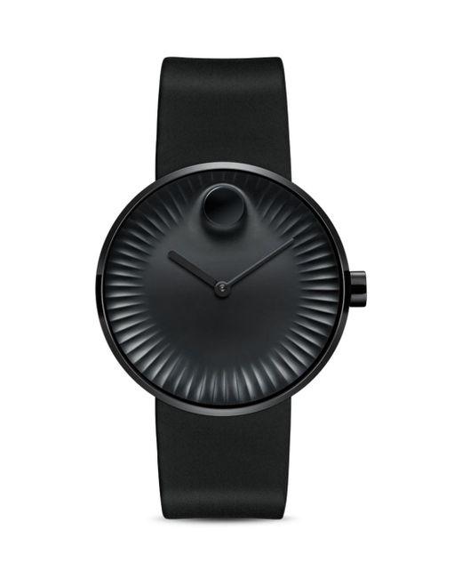 Movado - Black 40mm for Men - Lyst