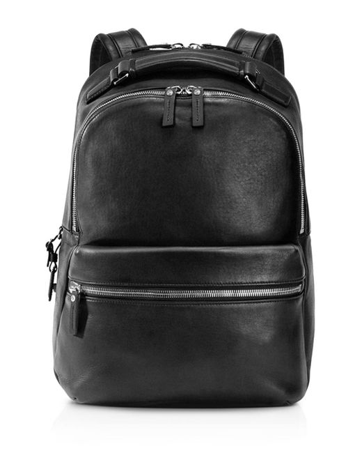 Shinola Blue Runwell Backpack for men