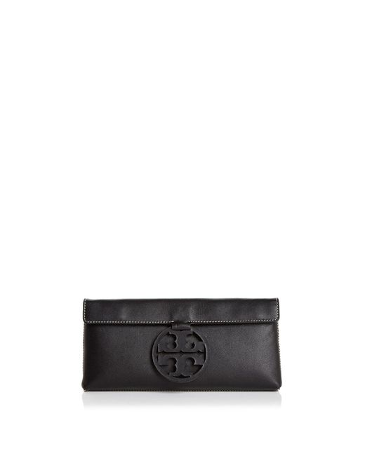 Tory Burch | Multicolor Miller Leather Clutch | Lyst
