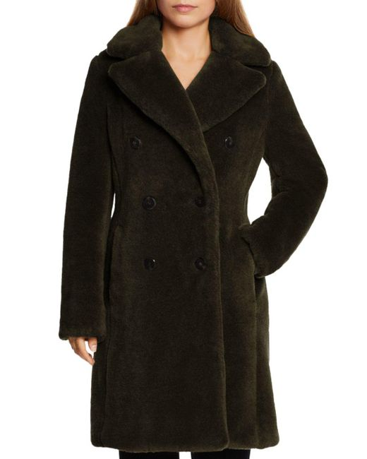 Dawn Levy Black Kiel Coat