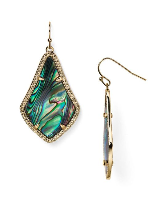 Kendra Scott | Multicolor Alex Earrings | Lyst