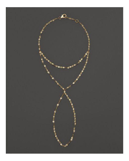 Lana Jewelry   Metallic 14k Yellow Gold Mystiq Wrist Lariat   Lyst