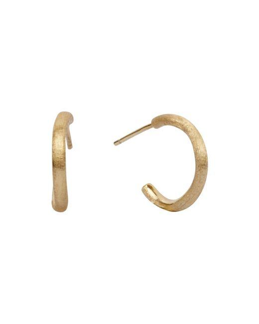 Marco Bicego | Metallic Delicati Hoop In 18k Yellow Gold | Lyst