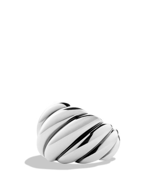 David Yurman | Metallic Hampton Ring | Lyst