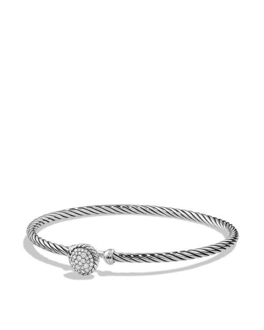 David Yurman - Metallic Châtelaine Bracelet With Diamonds - Lyst