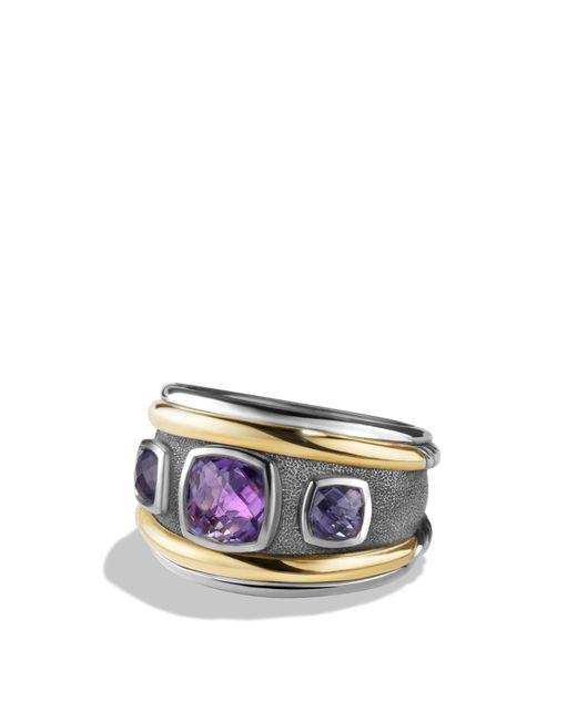 David Yurman   Purple Iolite   Lyst