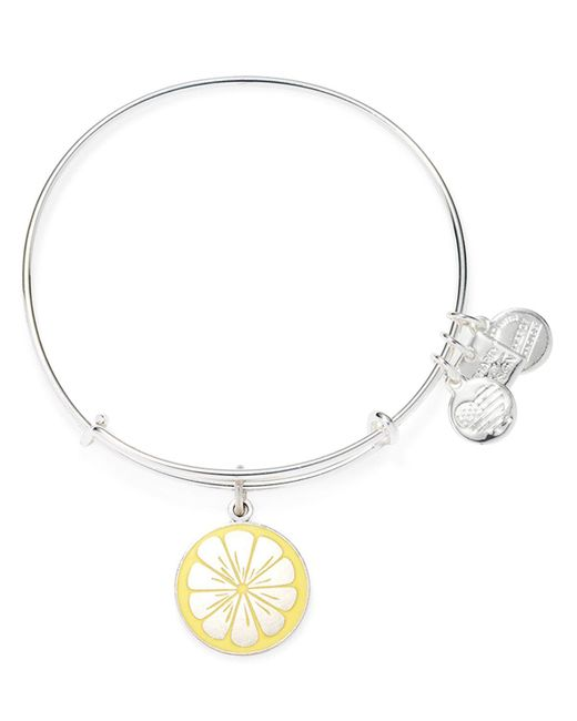 ALEX AND ANI | Metallic Zest For Life Expandable Wire Bracelet | Lyst