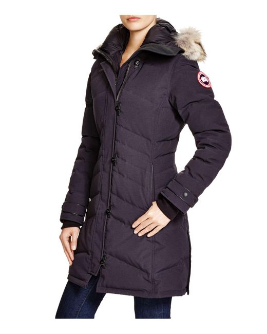 Canada Goose | Blue Lorette Quilted Down Jacket  | Lyst