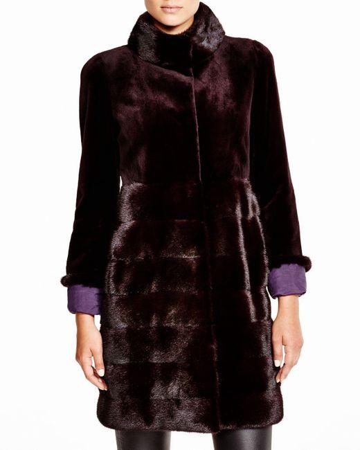 Maximilian   Maximilian Sheared Mink Coat - 100% Exclusive   Lyst