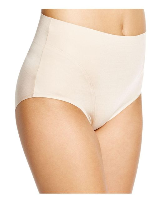 Spanx | Natural Retro Brief | Lyst