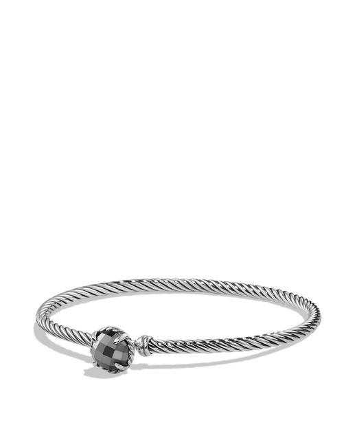 David Yurman | Gray Châtelaine Bracelet With Hematine | Lyst