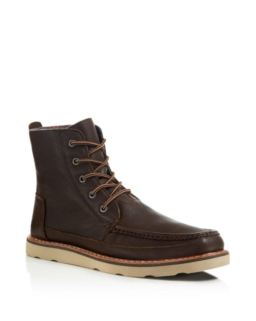 TOMS | Brown Searcher Boots for Men | Lyst