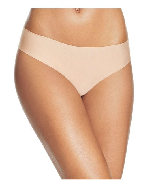 Commando | Natural Butter Mid-rise Thong #ct16 | Lyst