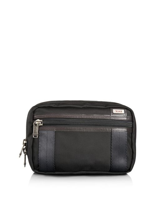Tumi | Brown Riley Toiletry Kit | Lyst