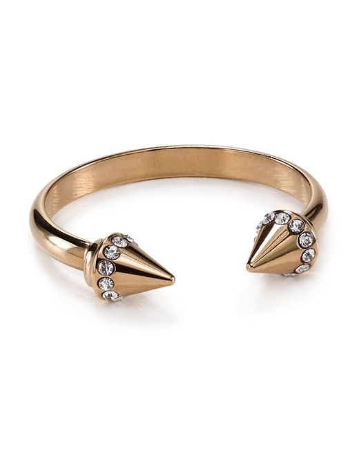 Vita Fede | Pink Ultra Mini Titan Crystal Ring | Lyst