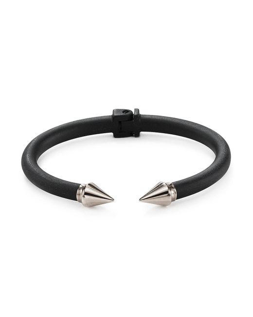 Vita Fede | Black Mini Titan Two-tone Cuff | Lyst