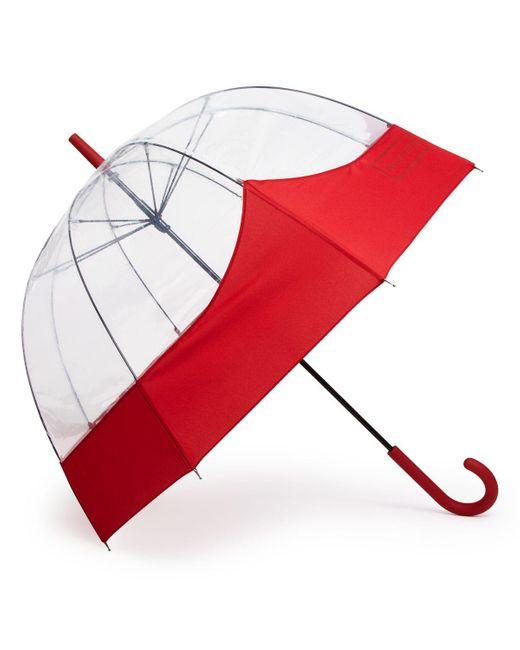 HUNTER | Red Original Bubble Umbrella | Lyst