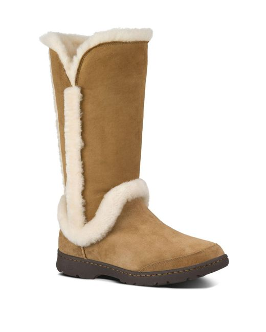 Ugg | Brown Katia Waterproof Boots | Lyst