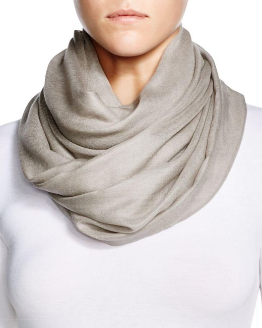 Fraas   Natural Cashmere Solid Wrap Scarf   Lyst