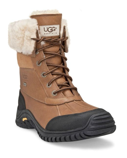 UGG   Brown Ugg 'adirondack Ii' Waterproof Boot   Lyst