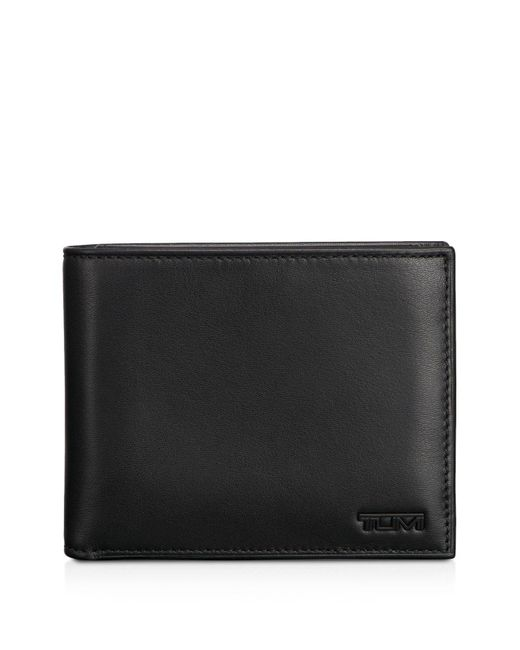 Tumi   Black Delta Global Removable Passcase Id Wallet for Men   Lyst
