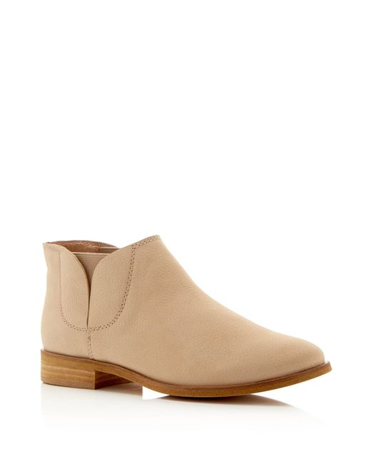 splendid paddy ankle booties in lyst