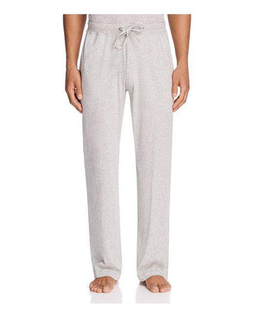 Daniel Buchler - White Peruvian Pima Cotton Lounge Pants for Men - Lyst