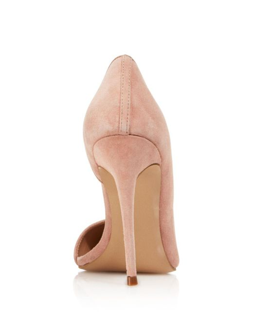 bf098e60c ... Aqua - Multicolor Women's Dion Half D'orsay High-heel Pumps ...