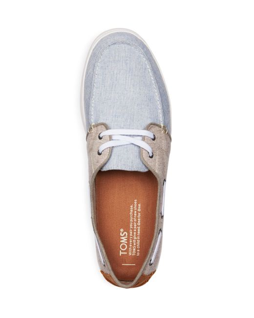 Burberry Womens Boat Shoes