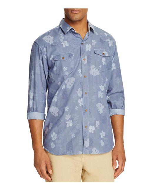Tommy bahama pipeline jacquard long sleeve shirt compare for Tommy bahama long sleeve dress shirts