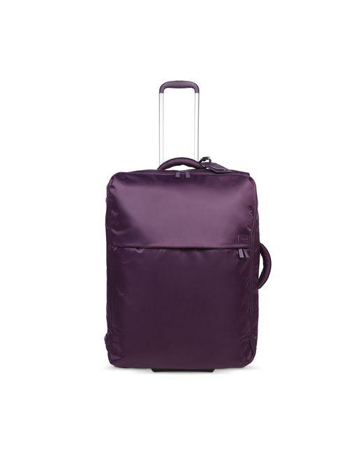 """Lipault   Purple Original Plume 28"""" Spinner   Lyst"""