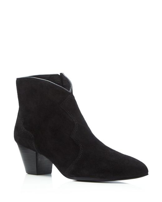 Ash | Black Hurrican Ankle Boots | Lyst