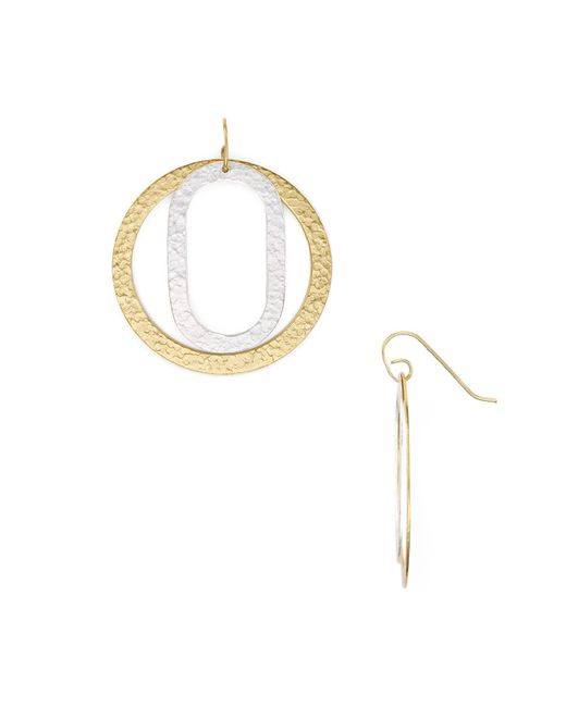 Stephanie Kantis | Metallic Paris Double Drop Earrings | Lyst