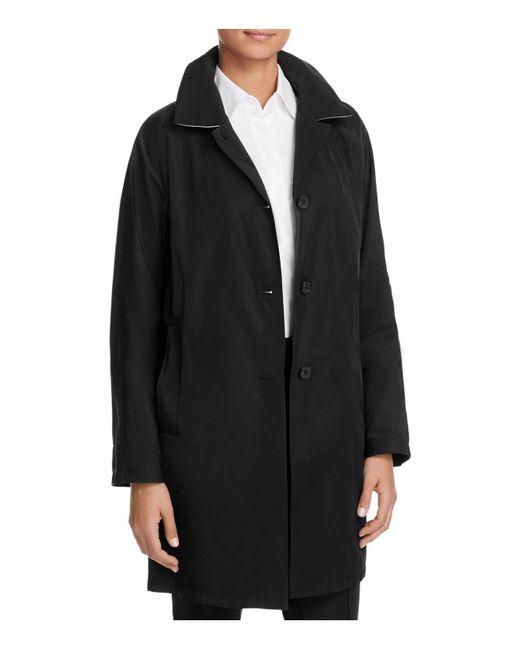 Basler | Black Button-front Coat | Lyst