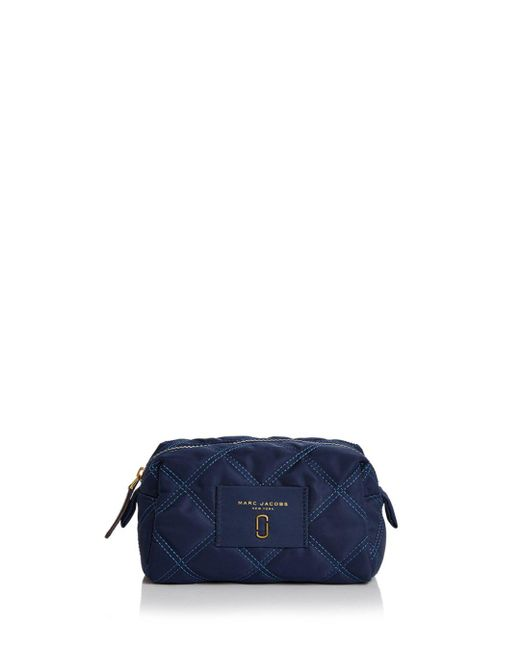 Marc Jacobs - Blue Knot Large Nylon Cosmetics Case - Lyst