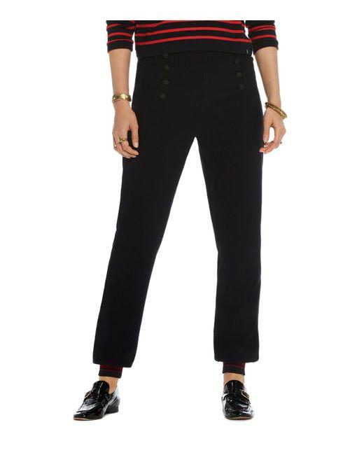 Scotch & Soda | Black Sailor Sweatpants | Lyst