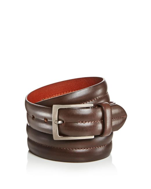 Trafalgar - Brown Mid Stretch Belt for Men - Lyst