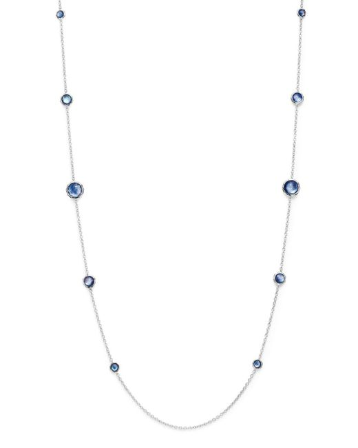 Ippolita - Metallic Sterling Silver Rock Candy Mother - Of - Pearl - Lyst