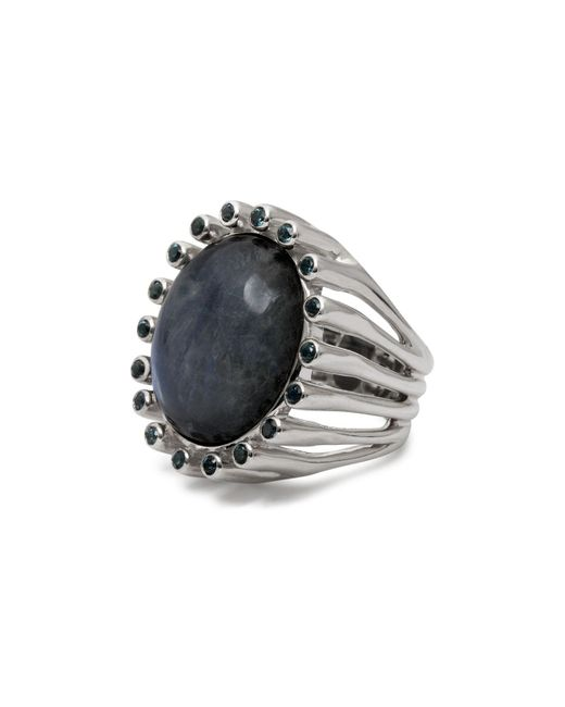 Stephen Dweck | Blue Oval Moonstone Ring | Lyst