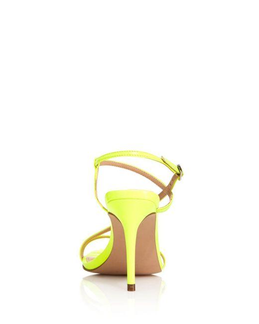 263a47cff5b9d Yellow Women's Ron High - Heel Sandals
